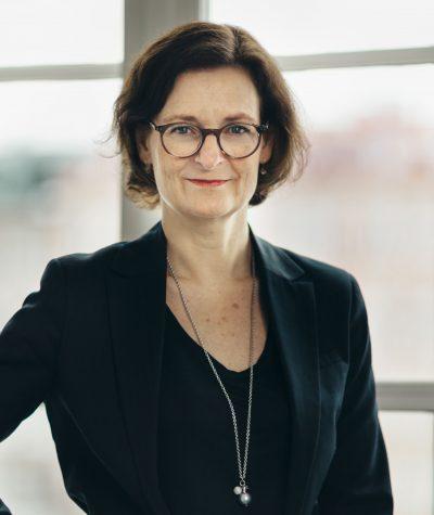 Maria Fogelström Kylberg, VD för Stockholms Akademiska Forum